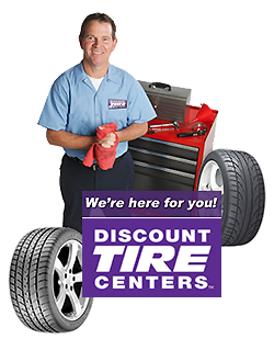 Discount Tire Centers Cares About Your Vehicle
