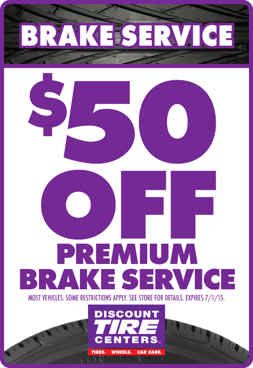 We recommend you check your brakes to maintain a safe drive on the busy Los Angeles roads.  $50.00 off brake service is valid when replacing all 4 brakes<br>